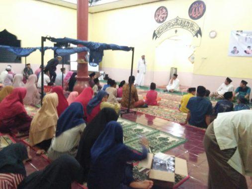 Warga Kampung Wayruwa Kelurahan Rajabasa Nunyai Gelar Maulid Nabi Muhammad Saw
