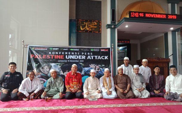 ACT Masifkan Bantuan untuk Palestina