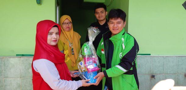 Fasilitas MCK Direnovasi Gojek dan ACT Lampung, MI Miftahul Jannah Berharap Dibantu Sumur Bor