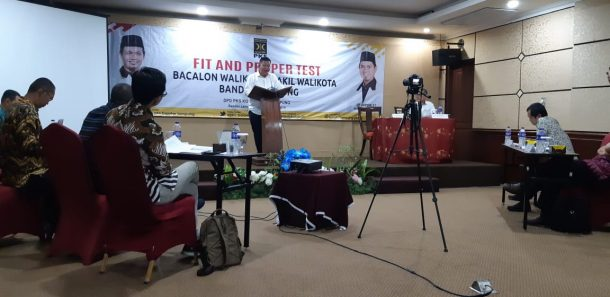 Pilkada Bandar Lampung 2020: Yusuf Kohar Ingin Seantero Kota Ada Jaringan Internet Gratis