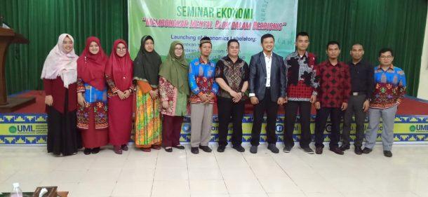 Universitas Muhammadiyah Lampung Ingin Jadi Kampus Pencetak Pengusaha, Hasan Ashari Isi Seminar Atasi Mental Block