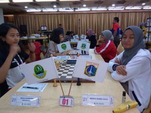 Ketua Percasi Kota Metro Anna Morinda Kokohkan Industri Olahraga Lampung