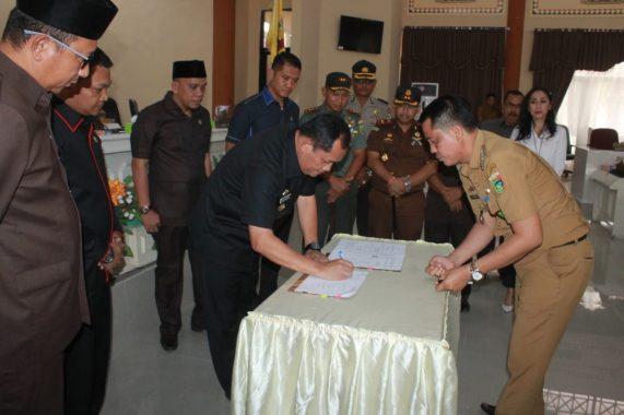 Pemkab Tanggamus Ajukan Tiga Rancangan Peraturan Daerah