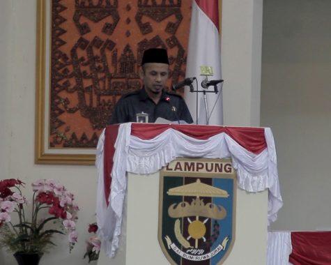 Fraksi PKS DPRD Provinsi Persembahkan Anggrek untuk Lampung