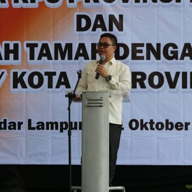 KPU Lampung Ambil Alih Tugas KPU Kota dan Kabupaten