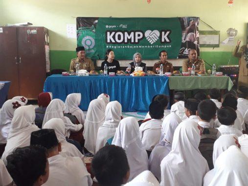 ACT Lampung Siap Kolaborasi dengan Gojek untuk Kegiatan Sosial Lainnya