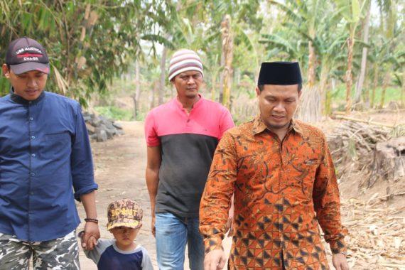 Ahmad Mufti Salim Siap Prirotaskan Desa Sukajawa Lampung Tengah