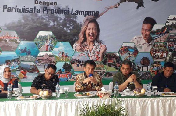 Dongkrak Kunjungan Wisata, Perhimpunan Usaha Taman Rekreasi Berkoordinasi dengan Dinas Pariwisata Lampung