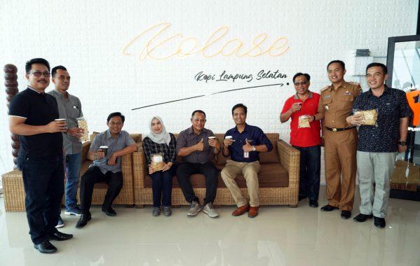 Gerai Dekranasda Lampung Selatan Hadir di Dermaga Eksekutif Pelabuhan Bakauheni