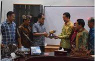 Advertorial: DPRD Kota Magelang Kunker ke Kantor DPRD Kota Metro