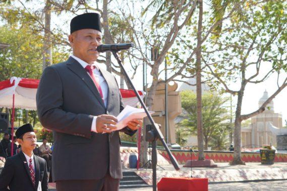 Kapolres Lampung Selatan: Hari Pahlawan Momentum Tumbuhkan Rasa Patriotisme