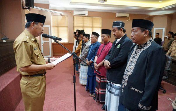 Forum Komunikasi Guru Ngaji Kabupaten Lampung Selatan Resmi Dikukuhkan