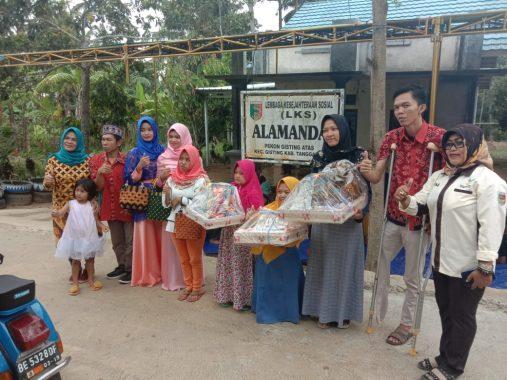 Bupati Dewi Handajani Buka Kontes Kambing Se-Tanggamus