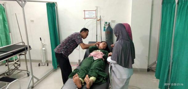 Korban Kekerasan dalam Rumah Tangga di Tulangbawang Barat Laporkan Suami ke Polisi
