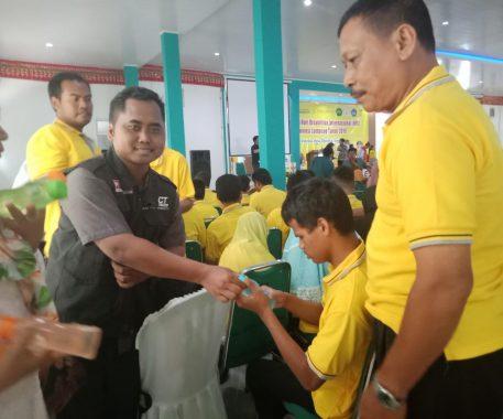 ACT Lampung Bagikan Ratusan Tumbler Pada Hari Disabilitas Internasional