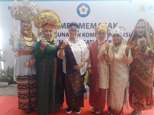 PLN Lampung Gelar Lomba Masak Nasi Goreng dan Peragaan Busana