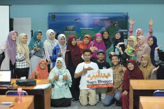 Tapis Blogger Bikin Acara Pelatihan Tips Menangkan Kompetisi Ngeblog