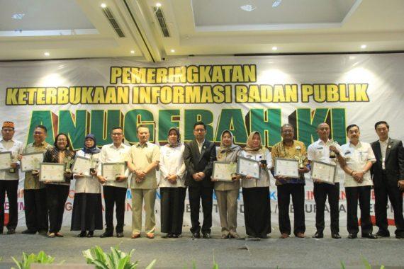 Itera Raih Penghargaan dari Komisi Informasi