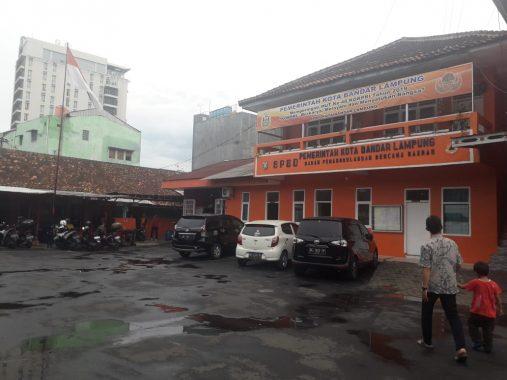 Beberapa Titik di Bandar Lampung Ini Berpotensi Banjir