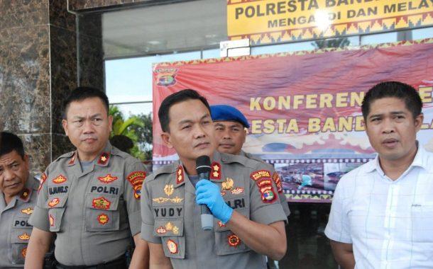 Nyaris Seribu Polisi Dikerahkan Operasi Lilin 2019 di Bandar Lampung