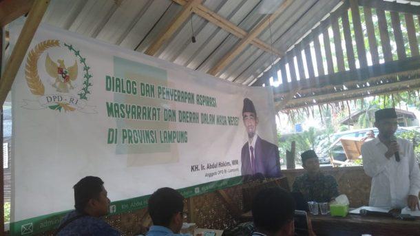 Abdul Hakim Minta Negara Dukung Penuh Pengusaha Mikro Kecil Menengah