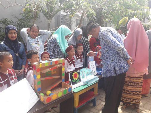 Dinas Pendidikan dan Kebudayaan Bandar Lampung Puji TK Islam Jerapah Kuning Raih Apresiasi Nasional Gerakan Orangtua Baca Buku