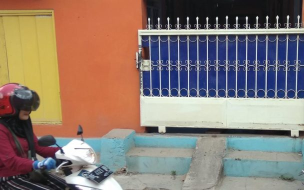 Pencuri Motor Berpistol Beraksi di Jalan Bumimanti Kampung Baru, Kapolsek Kedaton Belum Terima  Laporan