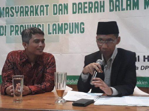 Abdul Hakim Sampaikan Perihal UMKM Hasil Reses di Beberapa Daerah