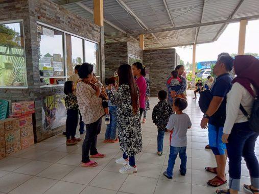 Setiap Tahun Pengunjung Lembah Hijau Meningkat, Wabilkhusus Liburan Sekolah dan Tahun Baru