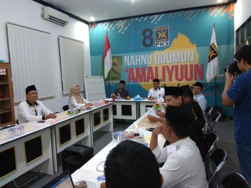 Musa Ahmad dan Bunda Nessy Ikuti Uji Kelayakan dan Kepatutan di PKS
