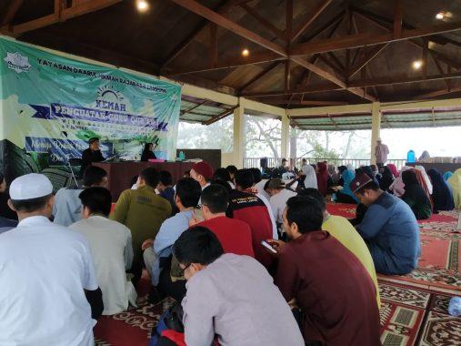 Bupati Tulangbawang Barat Umar Ahmad Bersiap Orasi Kebudayaan
