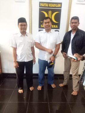 Pilkada Bandar Lampung: Rycko Menoza Ikuti Uji Kelayakan dan Kepatutan di DPW PKS Lampung