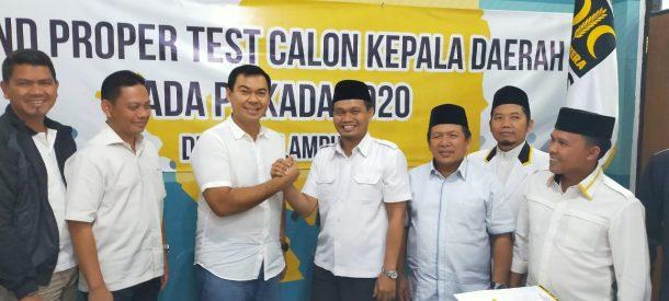 Pilkada Bandar Lampung: Rycko Menoza Ingin Pecah Telur dengan PKS