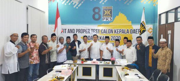Ketua Umum PKS Lampung Mufti Salim Jelaskan Mekanisme Terbitnya Rekomendasi Bakal Calon Kepala Daerah