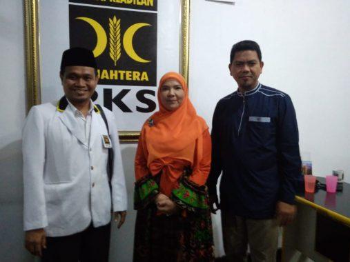 Eva Dwiana Ikuti Uji Kelayakan dan Kepatutan di PKS Lampung, Nilai Banjir Karena Tindakan Personal