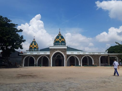 Selesai Direnovasi, Masjid Nurul Hidayah SMAN 2 Bandar Lampung Butuh AC dan Karpet