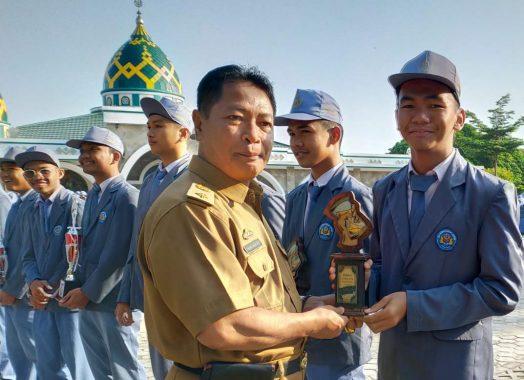 Rohis SMAN 2 Bandar Lampung Toreh Prestasi Gemilang Lomba MTQ dan Hifdzul Quran