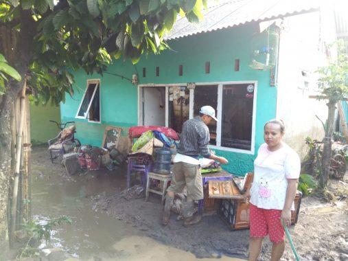 Korban Banjir di Bagelen Gedong Tataan Minta Bantuan Pemda Pesawaran