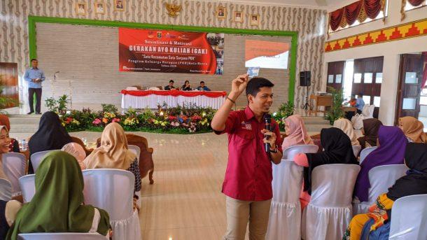 58 Anak Program Keluarga Lampung Diterima Kuliah di Kampus Negeri