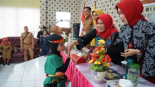 Ikatan Guru TK Lampung Gelar Rakor di Kalianda