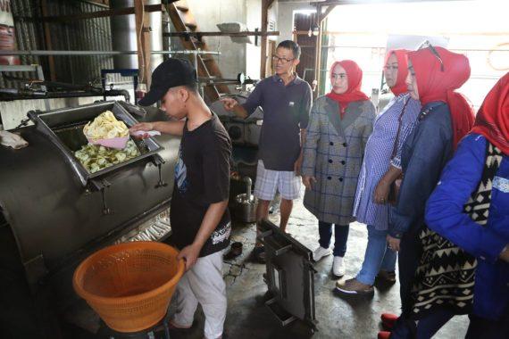 Kunjungan Kerja, Tim Penggerak PKK Lampung Selatan Sambangi Malang