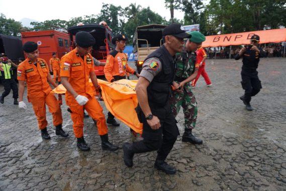 Polres Lampung Selatan Gelar Simulasi Penanggulangan Bencana