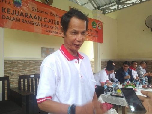 Japfa Komitmen Bantu Pengembangan Olahraga di Lampung Selatan