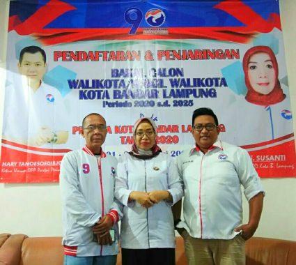 Partai Perindo Bandar Lampung Buka Pendaftaran Bakal Calon Wali Kota/Wakil Wali Kota, Minat Daftar?
