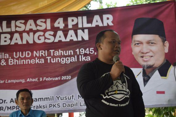 PKS Desak Wali Kota Herman HN Siapkan Skema Anggaran Antisipasi Dampak Sosial Corona di Bandar Lampung