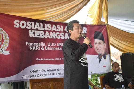 Resmikan Plaza Grosir Natar, Nanang Ermanto: Terima Kasih Sudah Investasi di Lampung Selatan