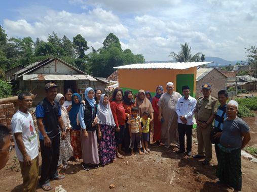 Sumur Wakaf Inisiasi Global Wakaf-ACT Lampung di Kelurahan Bakung Diresmikan