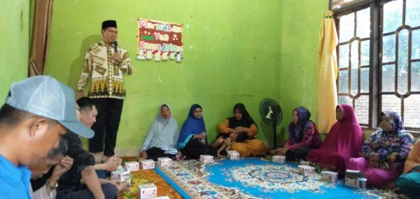 Ngopi Bareng Emak-Emak, Wakil Ketua DPRD Bandar Lampung Aep Saripudin Sosialisasikan APBD 2020