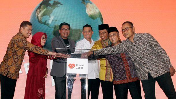 Rumah Zakat Luncurkan Gerakan Kebahagiaan Indonesia