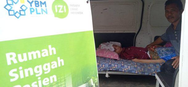 Maratus Soleha di Rumah Singgah Pasien IZI Lampung  Semangat untuk Sembuh